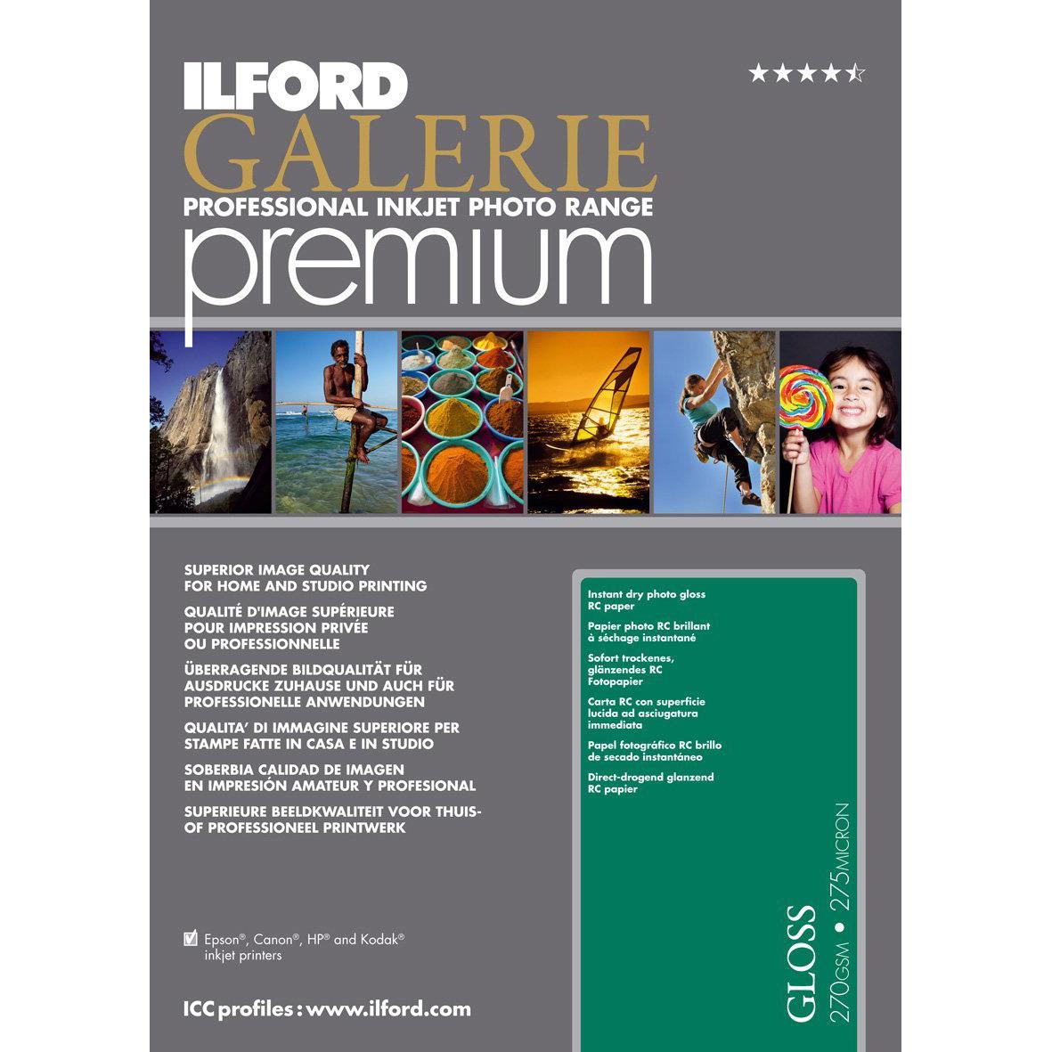 Galerie Premium Gloss 5x7